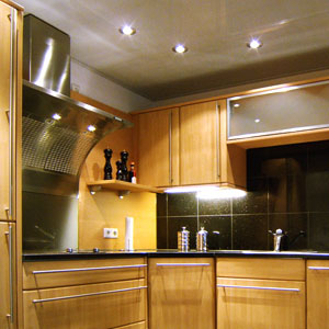 Kreative Spanndecken und Küchenrenovierung | {Küchenrenovierung 5}